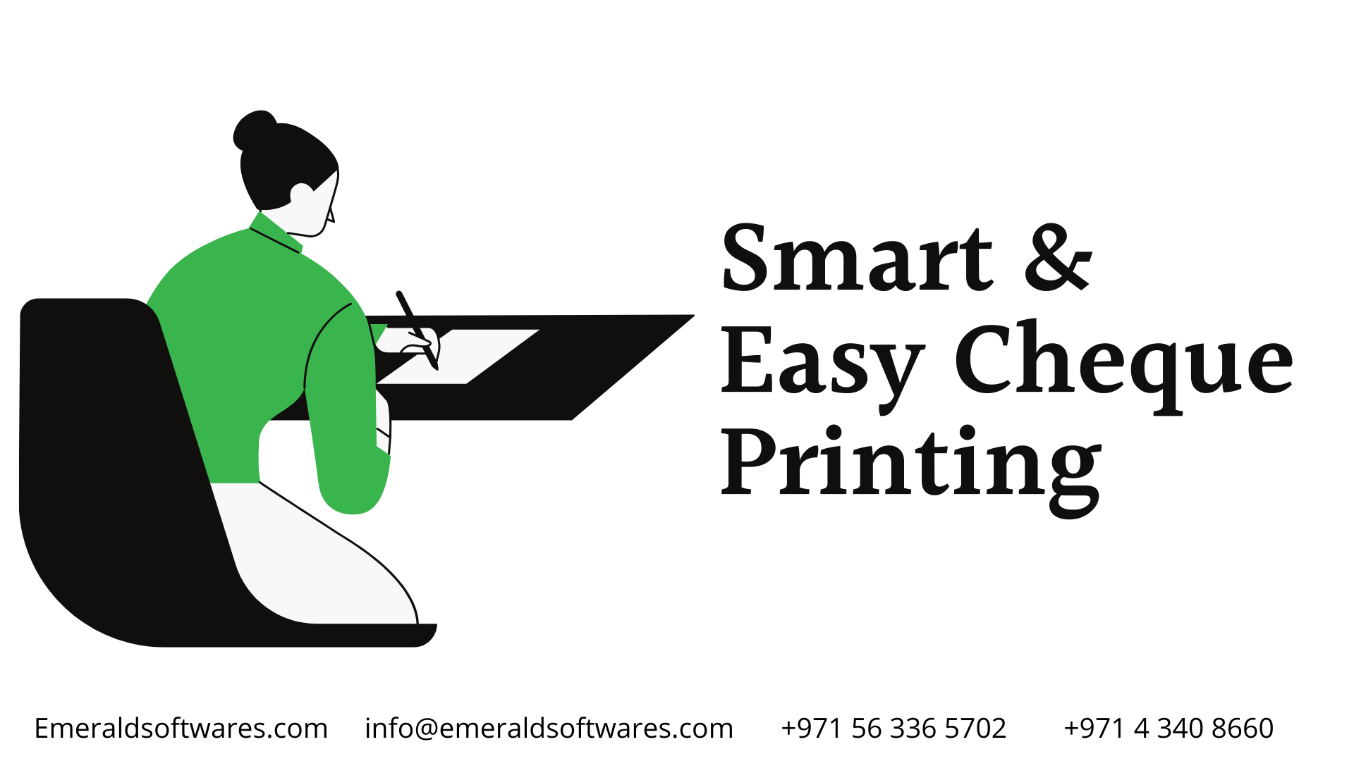 Cheque Printing Software: Print Your Own Cheques