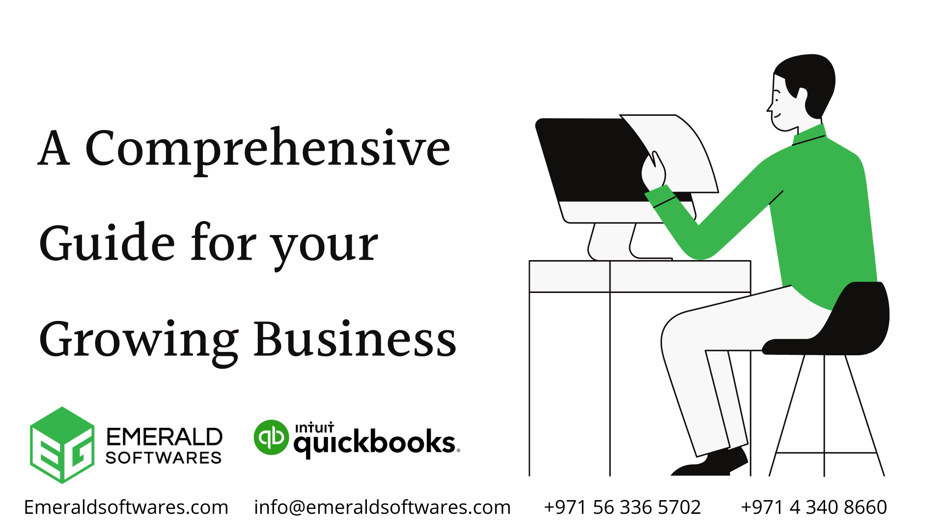 A Comprehensive Guide for your Growing Business: QuickBooks UAE
