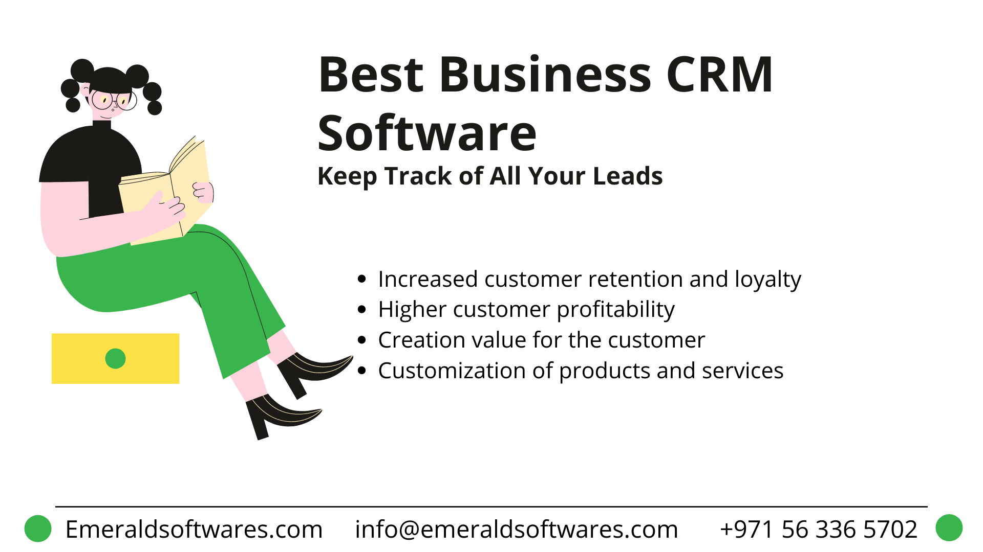 Best Business CRM Software – Keep Track of All Your Leads