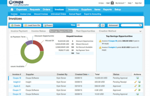 Coupa Accounting Software