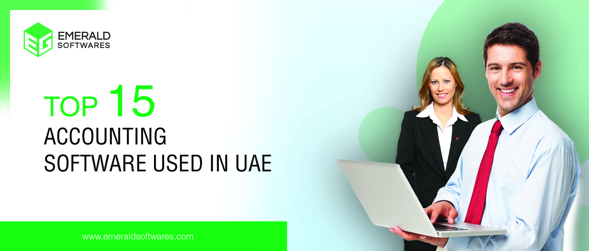 Top 15 Accounting Software used in Dubai, UAE