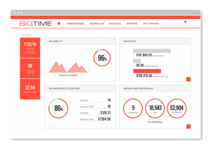 bigtime accounting software