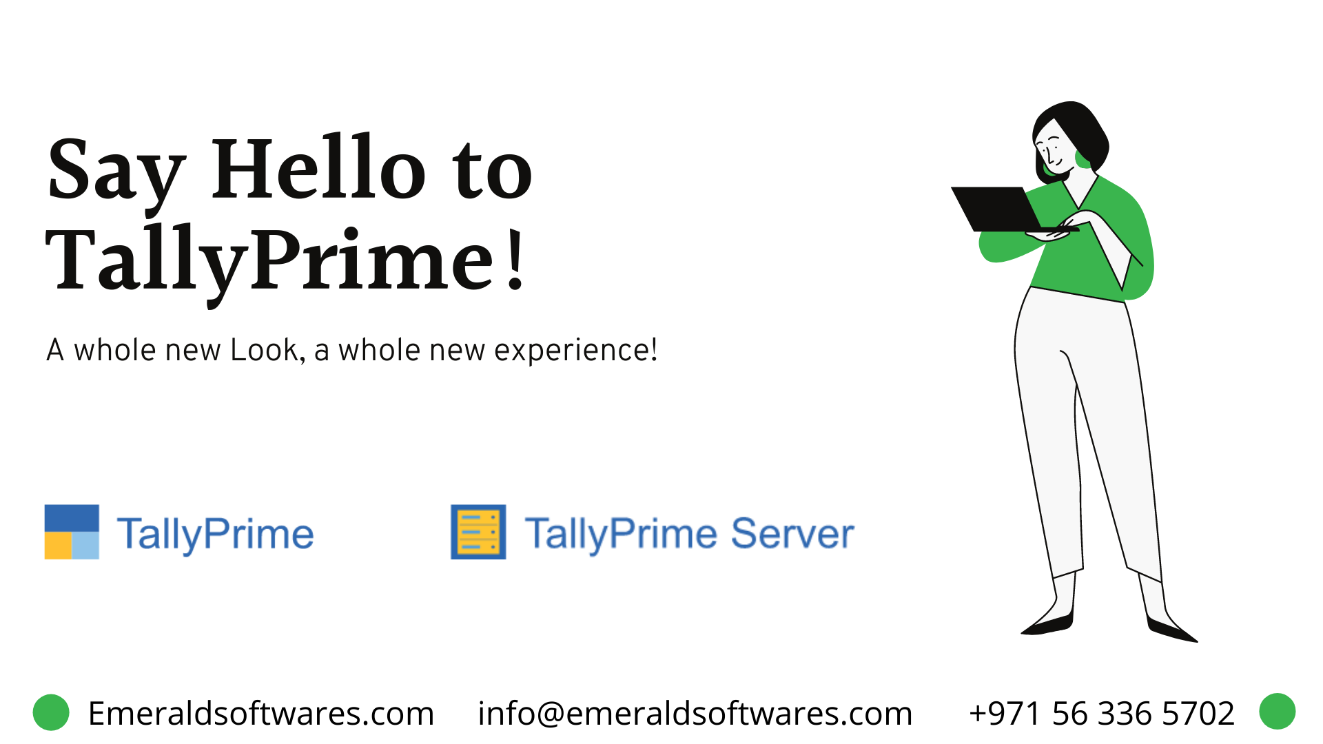 TallyPrime: One stop solution for Growing Business