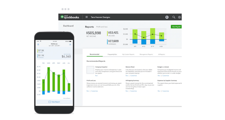 What's new in QuickBooks online